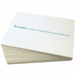 500 Frama Matrix F12 Franking Labels - Double Sheet