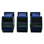 FP Mailing Optimail 25, 30 Ink & 35 Ink Cartridge - Compatible SMART BLUE Ink