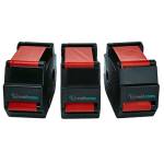FP Mailing Optimail 25 Ink, Optimail 30 Ink & Optimail 35 Ink - Remanufactured RED Ink Cartridge