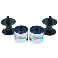 Frama Accessmail Ink, Ecomail Ink & Officemail Ink - Remanufactured SMART BLUE Ink Spools