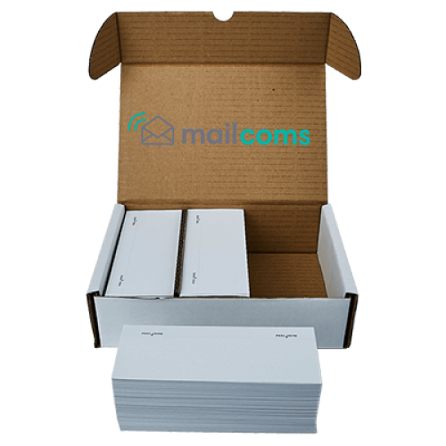 500 FP Mailing Postbase Franking Labels - Single Cut Sheet